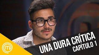 Un plato duramente criticado   MasterChef Chile 3   Capítulo 1