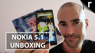 Nokia 5.1 Unboxing | Full tour of Nokia's 2018 budget blower