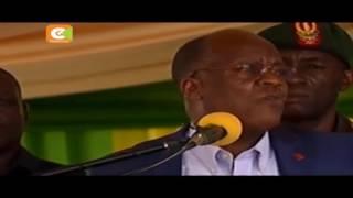 Rais Pombe Magufuli asema wasichana waliozaa wasirudi shuleni