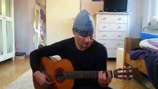 Pink Floyd: One Of My Turns - Acoustic Guitar Lesson with Lyrics and Chords -