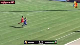 Yaska Hajiyeva - moments of the game (3)