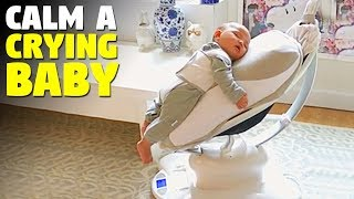How To Calm a Crying Baby in 5 Seconds