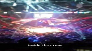 PACMAN VS VARGAS Inside The Arena #PacVargas