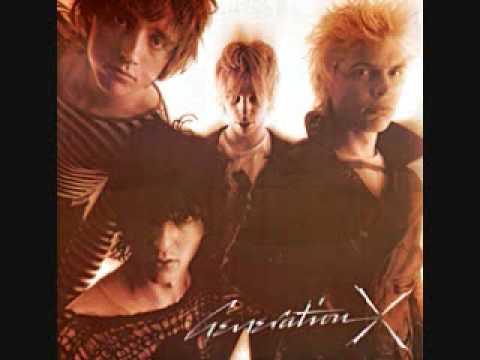 Your Generation - Generation X