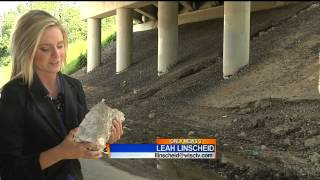 Woman voices concern about bike trail safety