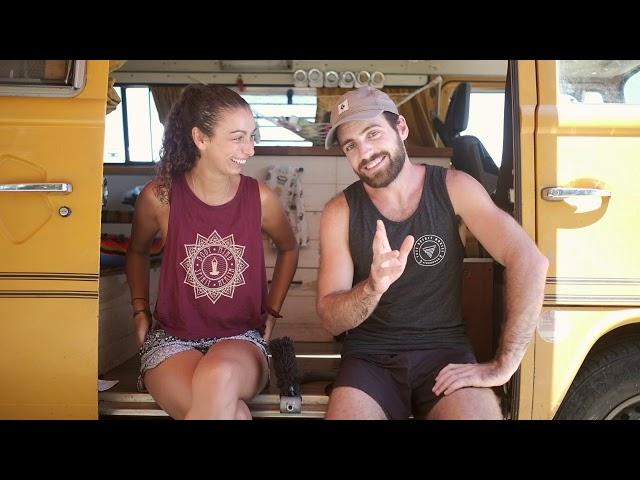 Questions/réponses sur notre voyage en van de l'Alaska à l'Argentine!