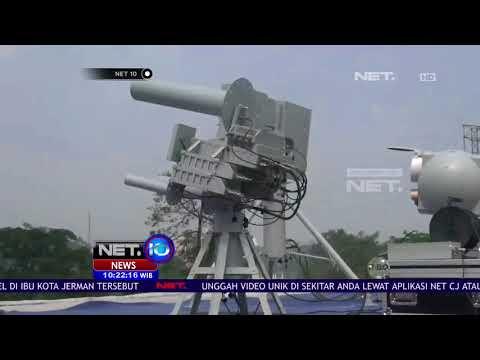 Indonesia Miliki Pabrik Drone Pertama di Asia Tenggara - NET 10