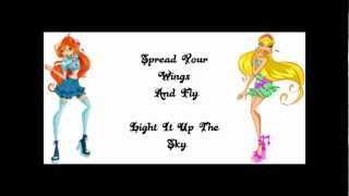 Winx Club - Charmix Lyrics