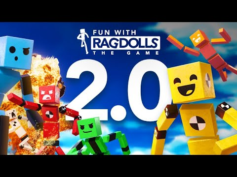 Fun with Ragdolls: The Game (2.0) - Gameplay Trailer