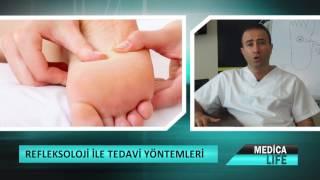 REFLEKSOLOJİ NASIL YAPILIR..HALİL TABUR STAR TV DE ANLATIYOR..