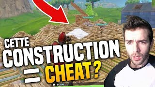 TOP1🥇Fier Of This Trap - This Construction - Cheat? (Fortnite: Battle Royale)