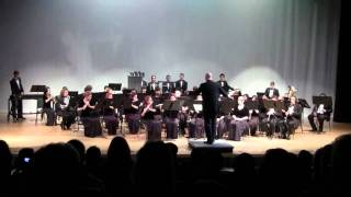 They Hung Their Harps in the Willows by McBeth - CCHS Sound of Pride Wind Ensemble 2011