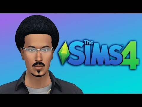 EVERYONE, MEET EDMOND!   The Sims 4   Lets Play - Part 1
