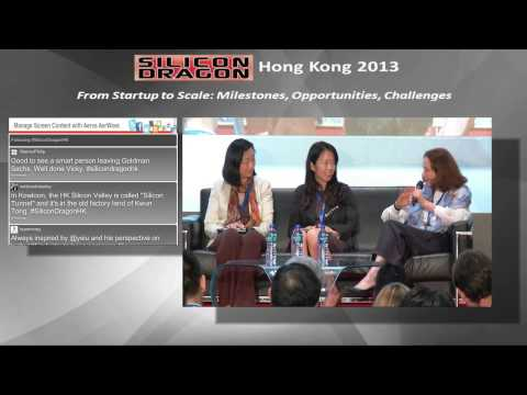 Silicon Dragon Hong Kong 2013 - Venture Capital Panel