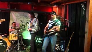 Groove Bandits live@ROX music bar Spiez 28.02.2015