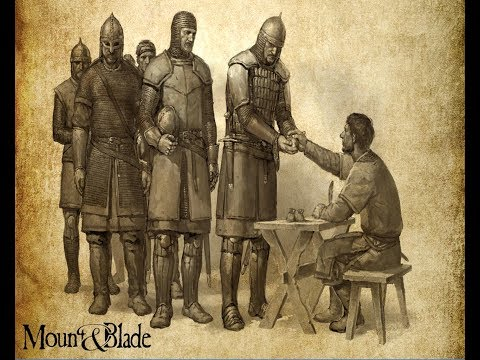 Mount and Blade: Warband. Freelancer #1