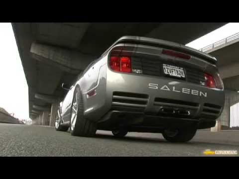 Saleen Automotive, Inc. (fka SLNN): News out!!