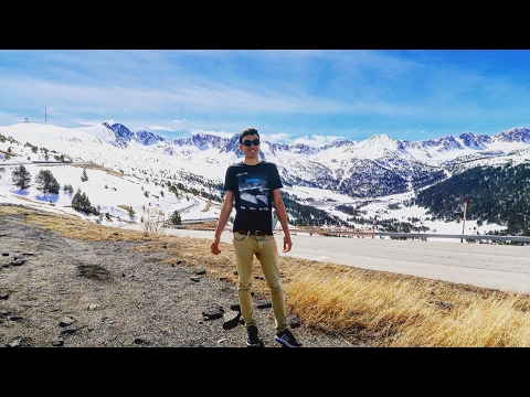 Roadtrip to Andorra | VLOG 70