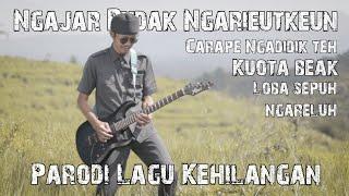 Fakta Sakola Jarak Jauh, Loba Sepuh Anu Ngareluh (Parodi Lagu Kehilangan - Firman) by Anjar Boleaz