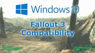 Windows 10 Compatibility - Fallout 3