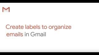 Gewusst wie: Erstellen von labels zum organisieren von E-Mails