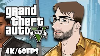 GTA 5 em 4K 60fps com BRKsEDU! (GTA V Gameplay)