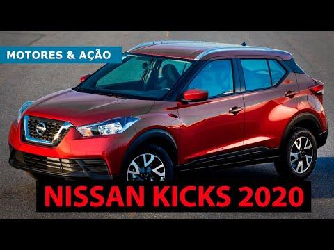 Nissan Kicks 2020   Lançamento   SUV   Crossover   motoreseacao