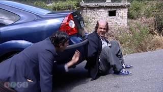 المضحك المبكي اسعد وجودة سرقو سيارة شامل وسلنغو مات من الحب  -  ضيعة ضايعة