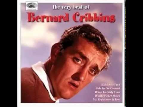 I've grown accustomed to her face Bernard Cribbins