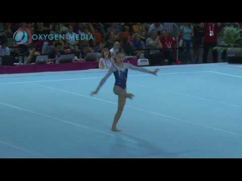 Gymnastics, individual all-around, Girls - EYOF Győr 2017.