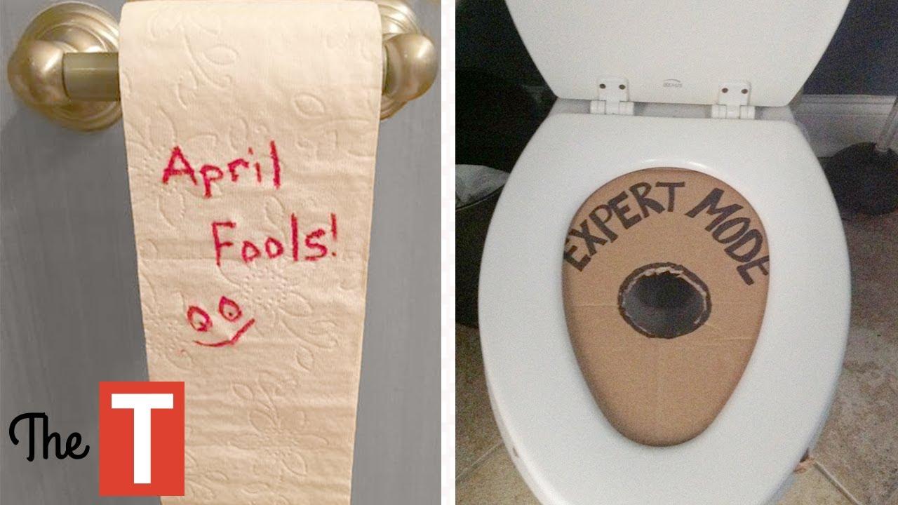 funny april fools pranks
