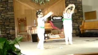 pahar matir stup - dance by Senjuti and Shantom