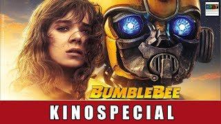 Bumblebee - Kinospecial I Hailee Steinfeld I WWE I John Cena I Travis Knight