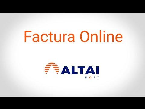 ALTAI Factura Online