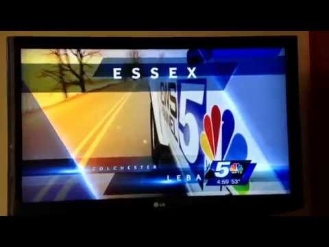 WPTZ NC5 at 5pm Open
