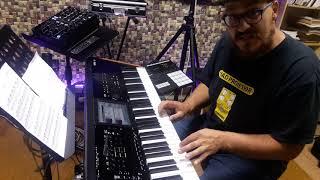 """Как быстро научиться  играть на фортепиано - Три """"блатных"""" аккорда"""