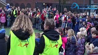 Sinterklaas op bezoek bij Het Sterrenschip in Assen