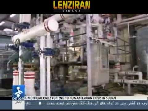 Extraction of yellow cake from Saghand  Mine for Uranium Conversion Facility of Esfahan
