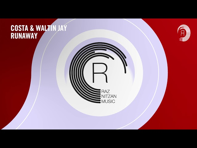 VOCAL TRANCE: Costa & Waltin Jay - Runaway (RNM) + LYRICS