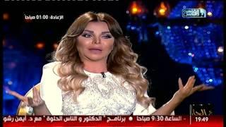 بالفيديو- رزان مغربى ترد على إليسا : لم تحرجني.. المكان غير مناسب