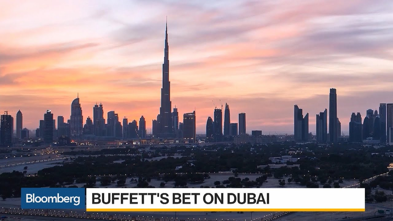 Buffett Expands Real Estate Empire to Middle East With Dubai Office