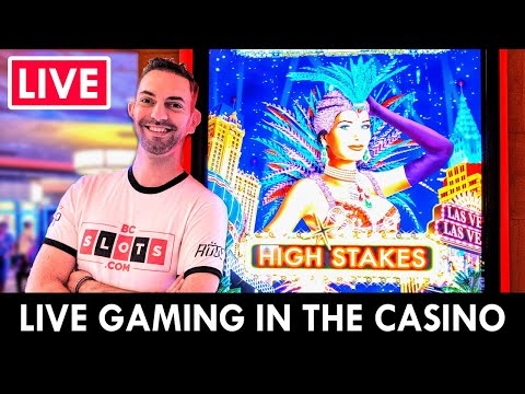 🔴 LIVE Casino Gaming 🎰😷 Stay Safe, Play Safe With Brian Christopher