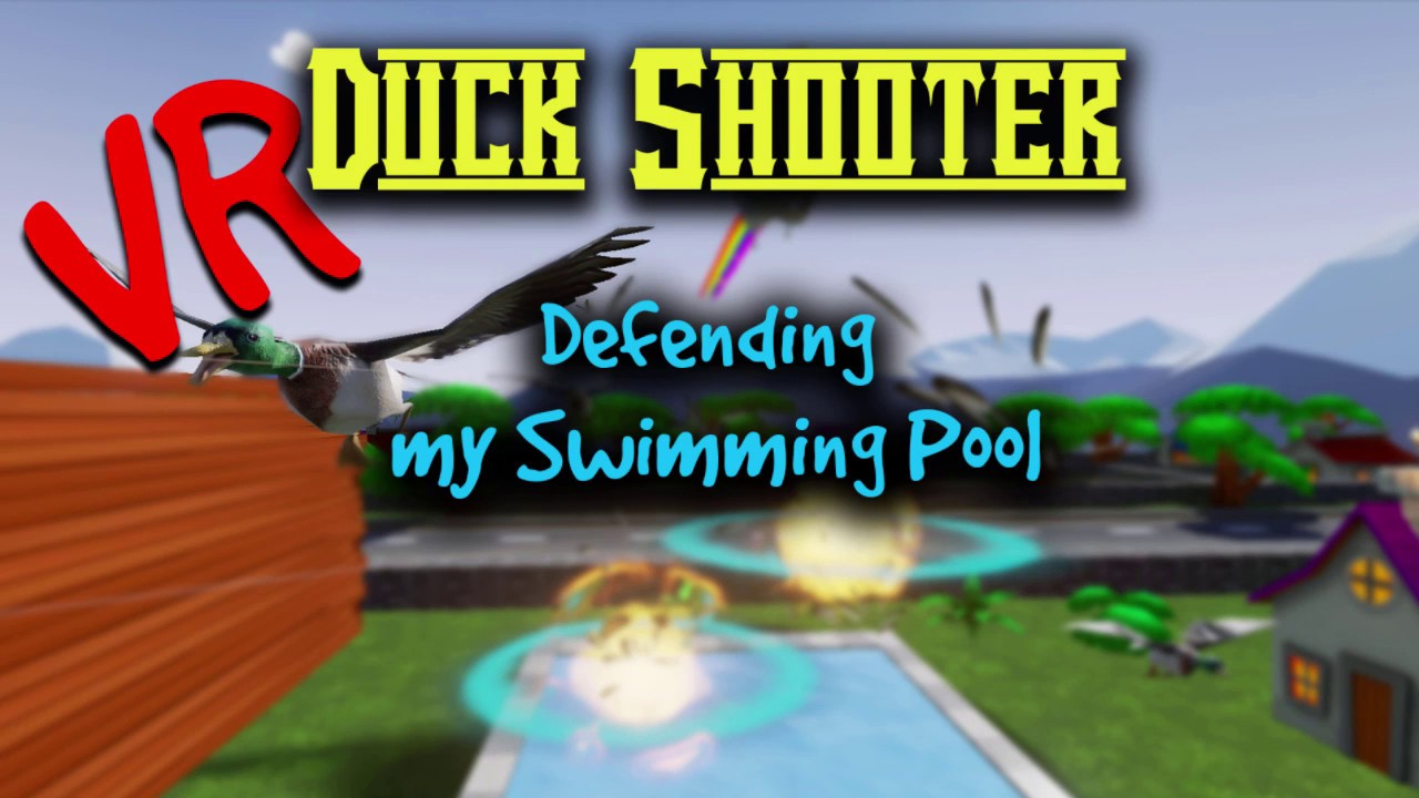 VR Duck Shooter: Defending my Swimming Pool - Android Apps on Google Play