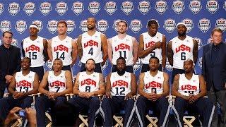 Writer's Block - New NCAA Rule and USA Basketball