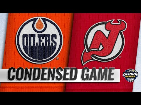 10/06/18 Condensed Game: Oilers @ Devils