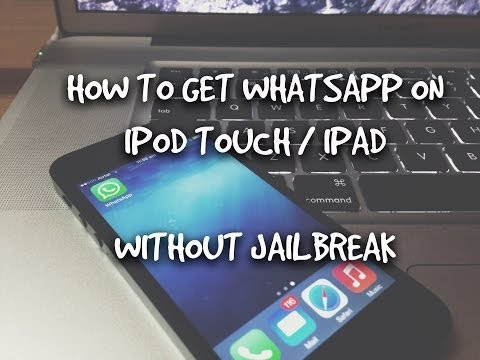 how to download whatsapp on ipad 2 without jailbreak