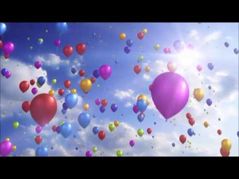 Congratulations Birthday! Video with nice birthday song