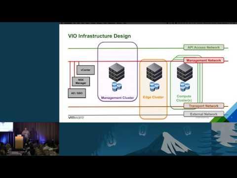 VMware- VMware Integrated OpenStack (VIO) Technical Deep Dive