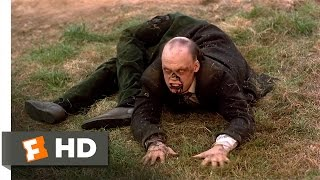 Night of the Living Dead (1990) - Zombies At the Doorstep Scene (3/10) | Movieclips
