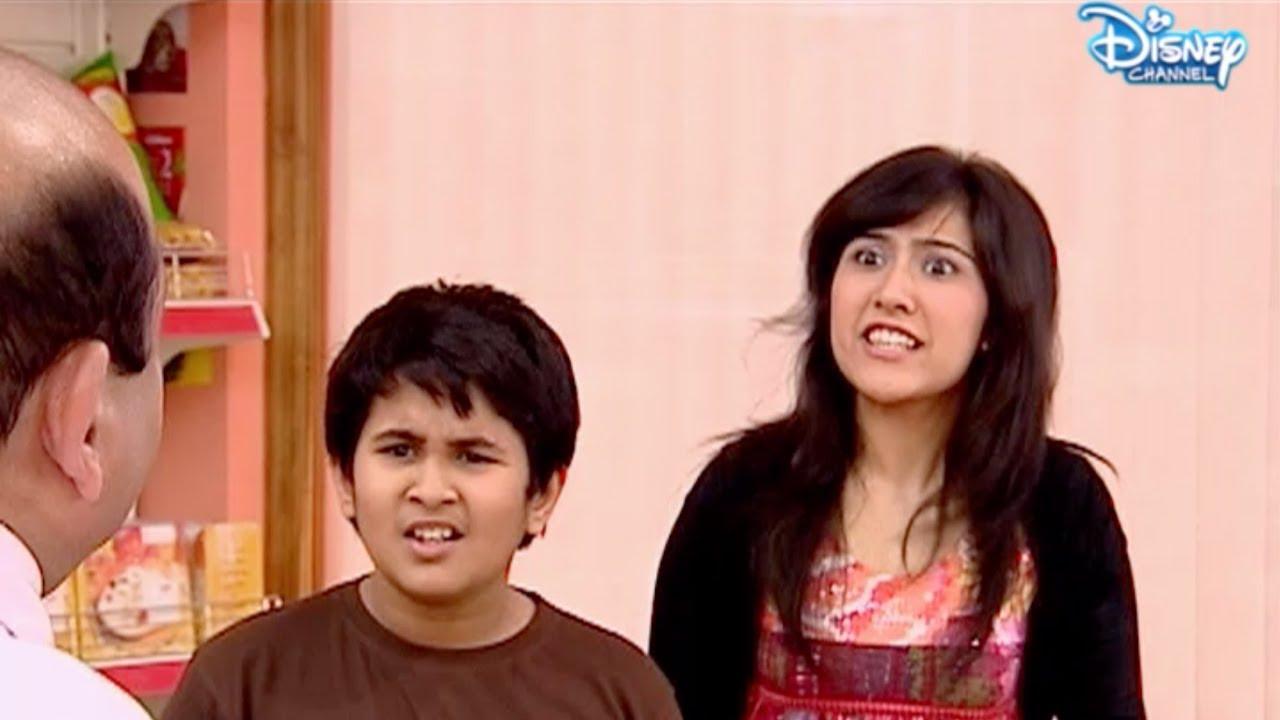 Download Best of Luck Nikki | Holi Special - Part 1 | Disney Channel